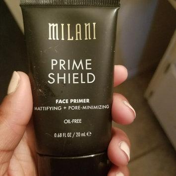 Photo of Milani Prime Shield Mattifying + Pore-minimizing Face Primer uploaded by Chelsea B.