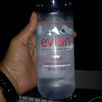 Evian® Natural Spring Water uploaded by Chanel M.