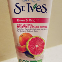 St. Ives Pink Lemonade + Mandarin Facial Scrub uploaded by Kaytlin D.