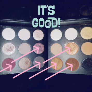 StudioMakeup On-The-Go Eyeshadow Palette Cool Down uploaded by Nicole A.