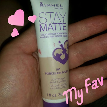 Rimmel Stay Matte Liquid Mousse Foundation uploaded by Tayla T.