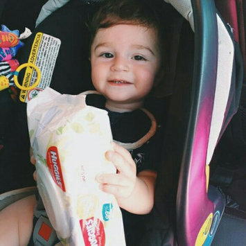 Photo of Huggies® Natural Baby Care Wipes uploaded by fatima ezzahra B.