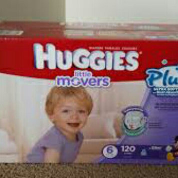Photo of Huggies® Little Movers Diapers uploaded by fatima ezzahra b.