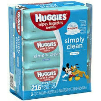 Photo of Huggies® Simply Clean Baby Wipes uploaded by fatima ezzahra b.