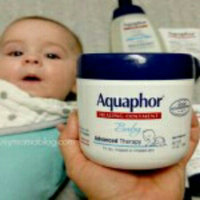 Aquaphor® Baby Advanced Therapy Healing Ointment Skin Protectant 14 oz. Box uploaded by fatima ezzahra b.