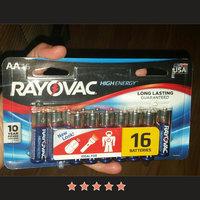 Rayovac Alkaline Value Pack AA Batteries uploaded by Tayla T.