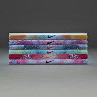 Nike - Nike Printed Headbands Assorted 6 Packs (Black/White) - Accessories uploaded by fatima ezzahra b.