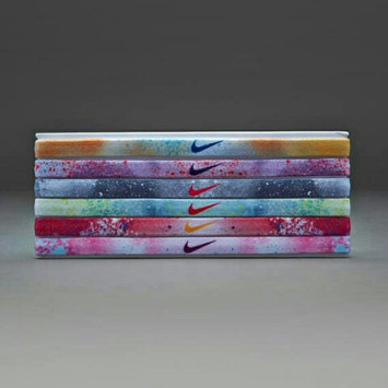 Nike - Nike Printed Headbands Assorted 6 Packs (Black/White) - Accessories uploaded by fatima ezzahra b.