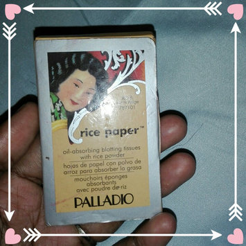 Palladio Rice Paper Powdered Blotting Tissues uploaded by Astrid Z.