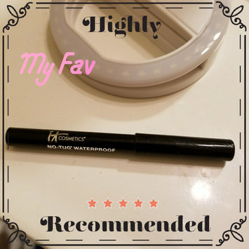 IT Cosmetics No-Tug Waterproof Gel Eyeliner uploaded by Crystal D.