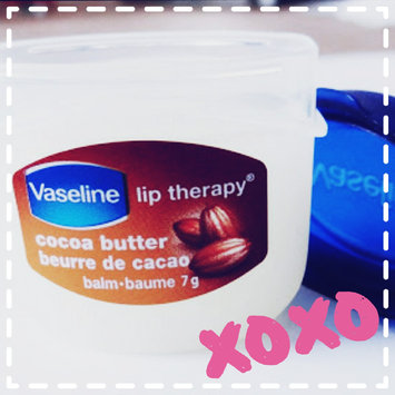 Vaseline® Lip Therapy® Cocoa Butter Minis uploaded by Krista P.