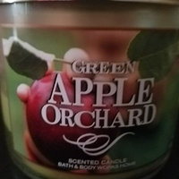 Bath & Body Works 2014 GREEN APPLE ORCHARD 3 Wick Scented Candle 14.5 oz./411 g uploaded by Semaria S.