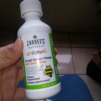 Zarbee's Naturals Children's Grape Cough Syrup + Mucus Relief - 4 oz uploaded by Vivian S.