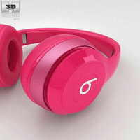 BEATS by Dr. Dre Beats by Dre Solo HD Drenched in Pink uploaded by fatima ezzahra b.