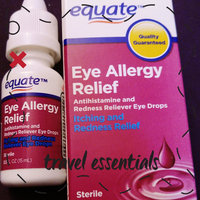 Eye Allergy Relief, 0.5 fl oz, Itching and Redness Reliever, By Equate uploaded by Briana O.