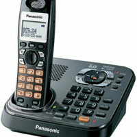Panasonic Kx-Tg1062M Dect 6.0 Corded/Cordless Phone Caller Id Digital Answering System uploaded by fatima ezzahra B.