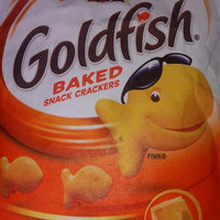 Goldfish® Calorie Cheddar Snack Cracker Pouches uploaded by Ashton C.