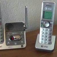 AT&T Cordless Phone System with Caller ID & Digital Answering System 4 Handsets uploaded by fatima ezzahra b.
