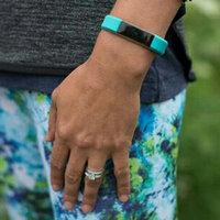 Fitbit 'Alta' Wireless Fitness Tracker, Size Small - Blue/green uploaded by fatima ezzahra B.