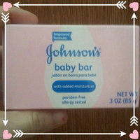 Johnson's Baby Soap Bar uploaded by Cassie M.