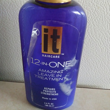 It 12-In-One Amazing Leave-In Treatment 5.1 oz uploaded by Giselle N.