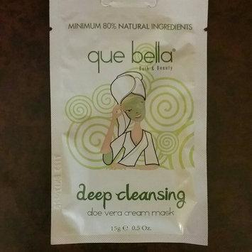 QUE BELLA DEP CLNSNG ALE VRA MSK uploaded by Khadijah M.
