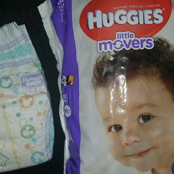 Photo of Huggies® Little Movers Diapers uploaded by Sasha C.