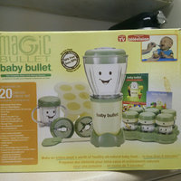 Baby Bullet by Magic Bullet Complete Baby Food Prep System uploaded by Linda C.
