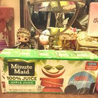 Minute Maid 100% Apple Juice uploaded by Stephanie M.