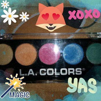 Photo of L.A. Colors 5 Color Metallic Eyeshadow uploaded by Amnelbis C.