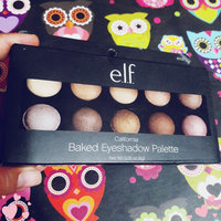 e.l.f. Cosmetics Baked Eyeshadow Palette uploaded by Mony G.