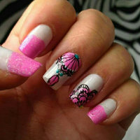 Nailene So Natural Every Day French Nails Short uploaded by Daniela B.