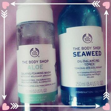 Photo of The Body Shop Seaweed Oil-Balancing Toner uploaded by Oumaima C.