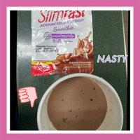 SlimFast® Advanced Nutrition Smoothie Creamy Chocolate Meal Replacement Shake Mix 11.01 oz. Jar uploaded by Marisol P.