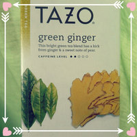 Tazo Green Ginger uploaded by Mony G.
