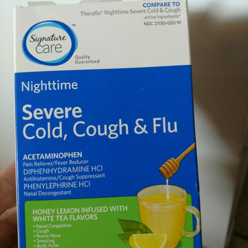 Photo uploaded to Theraflu® ExpressMax™ Daytime Berry Flavor Severe Cold & Cough Liquid 8.3 fl. oz. Bottle by nicole r.