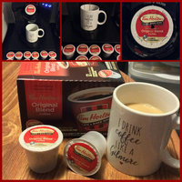 Tim Hortons Original Single Serve K-Cups uploaded by Richelle L.