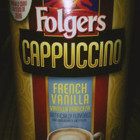 Folgers® Cappuccino French Vanilla Instant Coffee Beverage uploaded by Angel P.