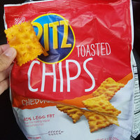 Nabisco RITZ Toasted Chips Cheddar uploaded by Sheila F.
