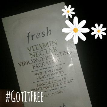 Fresh Rose Face Mask uploaded by Kelli D.