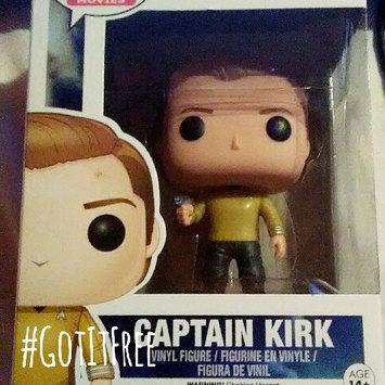 Photo of Pop! Movies Star Trek Beyond Captain Kirk uploaded by Megan K.