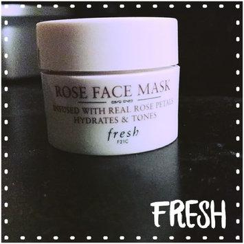 Fresh Rose Face Mask uploaded by Amanda H.