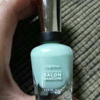 Sally Hansen Complete Salon Manicure Nail Polish, Hi Ho Silver, 0.5 Fluid Ounce uploaded by Charlyn G.