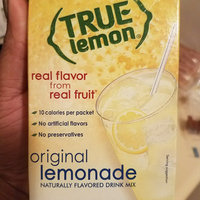 True Lemon Original Lemonade Drink Mix uploaded by Semaria S.