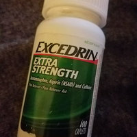 Excedrin Extra Strength Pain Reliever Caplets - 100 Count uploaded by Bridgetta P.