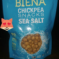 Biena Chickpea Snacks, Sea Salt Roasted, 5 Oz uploaded by Tracy T.