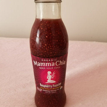 Photo of Mamma Chia Vitality Beverage Raspberry Passion uploaded by Amber M.