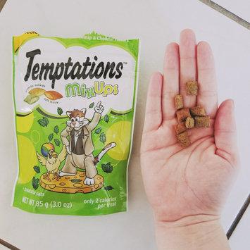 Photo of TEMPTATIONS™ MixUps Treats For Cats Catnip Fever Cat Treats uploaded by Amber M.