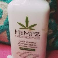 Supre Hempz Herbal Body Moisturizer Fresh Coconut & Watermelon 17oz uploaded by Selena C.