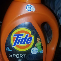 Tide Plus Febreze Sport Active Fresh High Efficiency Liquid Laundry uploaded by Crystal J.
